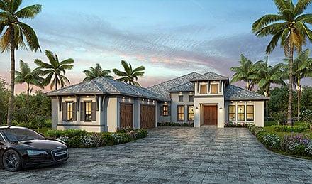 House Plan 78190