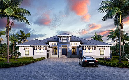 House Plan 78191