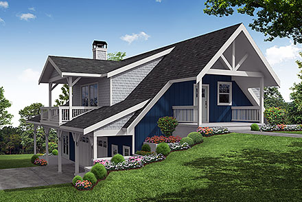 House Plan 78401