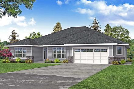 House Plan 78406