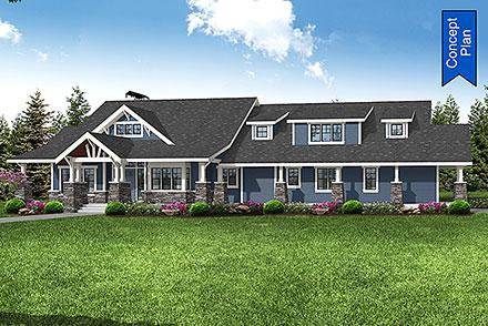 House Plan 78425