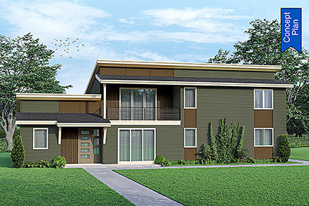 House Plan 78426