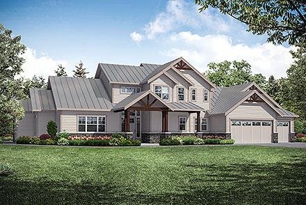 House Plan 78428