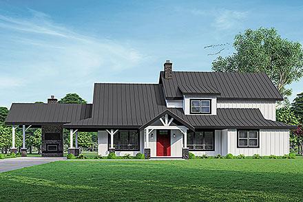 House Plan 78451