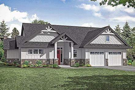 House Plan 78455