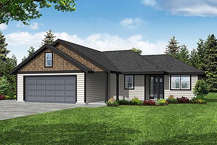 House Plan 78457