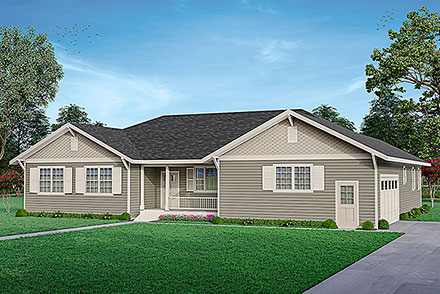House Plan 78470