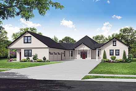 House Plan 78471