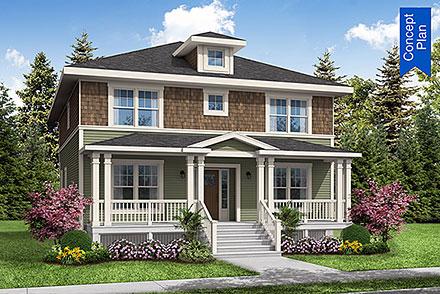 House Plan 78472