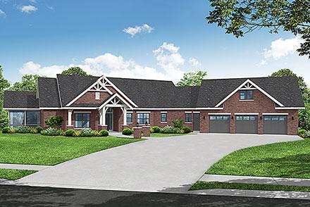 House Plan 78473