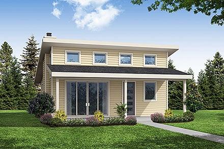 House Plan 78476
