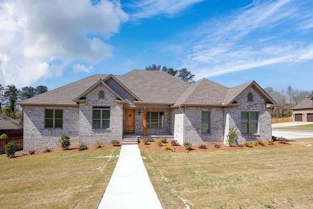 House Plan 78509