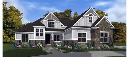 House Plan 78514