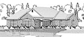 Plan Number 78606 - 2547 Square Feet