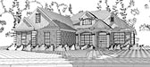 Plan Number 78609 - 1922 Square Feet