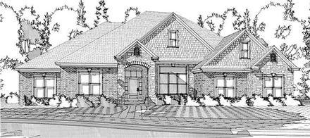 House Plan 78627