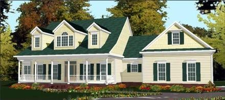 House Plan 78724