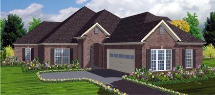 House Plan 78736