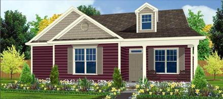 House Plan 78787