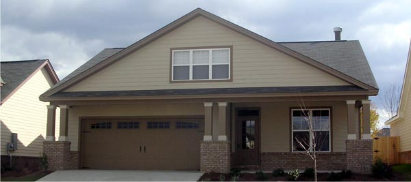 Craftsman House Plan 78793 Elevation