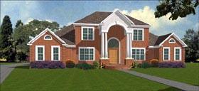House Plan 78851