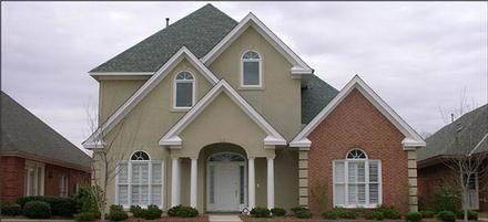 House Plan 78855