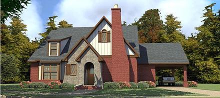 House Plan 78882