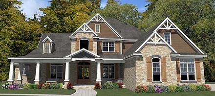 House Plan 78894