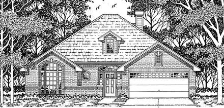 House Plan 79109