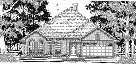 House Plan 79147