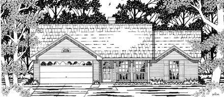 House Plan 79167