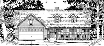 House Plan 79178