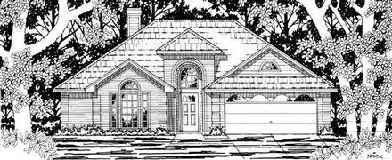 House Plan 79186