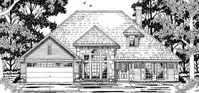 House Plan 79197