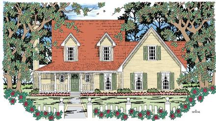 House Plan 79267