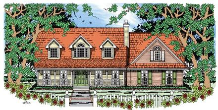 House Plan 79273