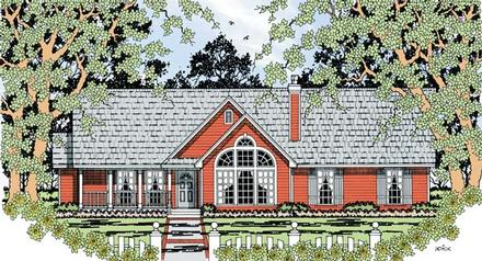 House Plan 79292