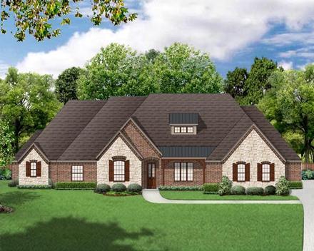 House Plan 79331