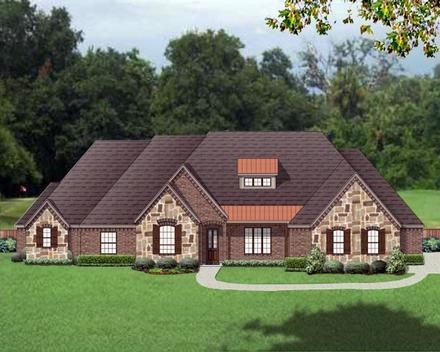 House Plan 79332