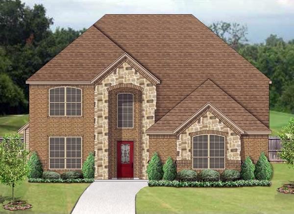 House Plan 79343