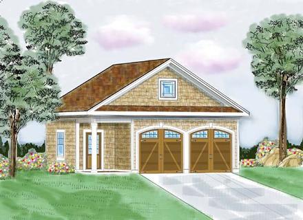 Garage Plan 79507