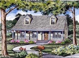 House Plan 79510