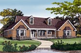 Plan Number 79512 - 1595 Square Feet