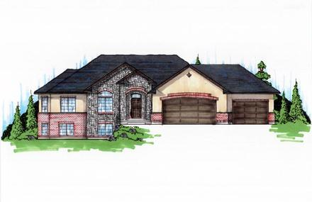 House Plan 79736