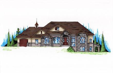 House Plan 79774