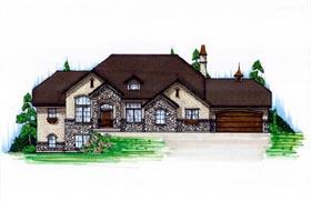 House Plan 79781