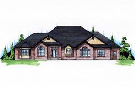 House Plan 79862