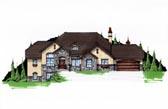 House Plan 79901