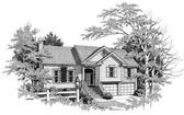 House Plan 80122