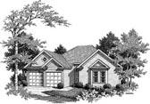 House Plan 80126